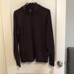 NWT jacket in dark plum for C9 for Champion.